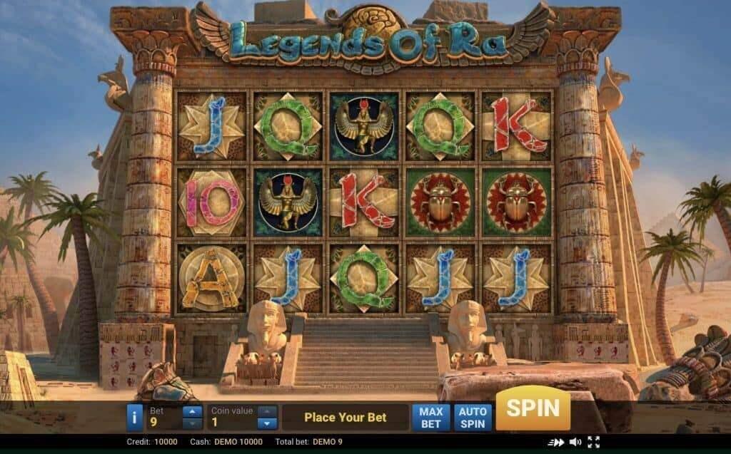 Press play slots
